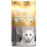 MAGIC PEARLS ML Bentonite Ultra White Baby Powder 5L