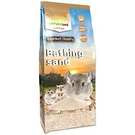 Nature Land Bathing Sand for Chinchillas and Rodents 1kg