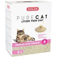 Zolux PURECAT Antibacterial Scent Clump 4l - Cat Litter