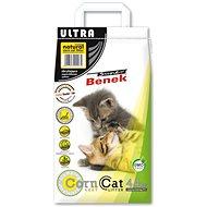 Super Benek Corn Compact Natural 7L  - Stelivo pro kočky