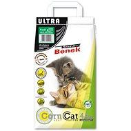Super Benek Corn Compact Fresh Grass 7L  - Stelivo pro kočky