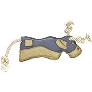 Akina Jeans Bull Toy 45cm - Dog leash