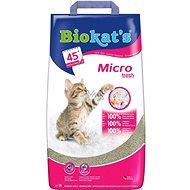 Biokat´s micro fresh 7 l - Stelivo pro kočky