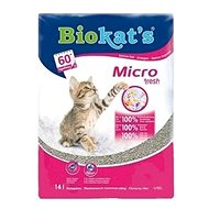 Biokat´s Mickro Fresh 14l - Cat Litter