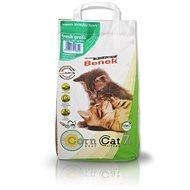 Super Benek Corn Fresh Grass 7l  - Stelivo pro kočky
