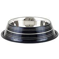Akinu  Deluxe Stainless-steel  Bowl, Black, 200ml - Dog Bowl