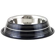 Akinu Deluxe Stainless-steel  Bowl, Black 675ml