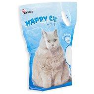 Akinu Happy Cat White 3,6l - Stelivo pro kočky