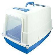 Cobbys Pet Heidi WC s filtrem, dvířky a lopatkou 54 × 39 × 39 cm - Kočičí toaleta