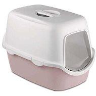 Stefanplast Cathy Filter s filtrem růžová 56 × 40 × 40 cm - Kočičí toaleta