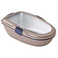 Stefanplast Furba Chic Maxi šedá 69,5 × 47 × 26 cm  - Kočičí toaleta