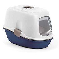 Stefanplast FURBA Top Chic modro šedá 39 × 59 × 43 cm  - Kočičí toaleta