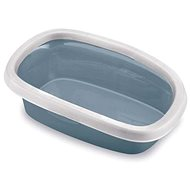 Stefanplast Sprint 20 ocelově modrá 39 × 58 × 17cm - Kočičí toaleta