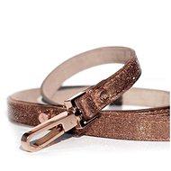 Vodítko pro psa M&P Vodítko Stardust Copper 120 × 1,5 cm
