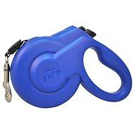 Fida Styleash Samonavíjecí vodítko páskové modré M / do 25 kg - Vodítko