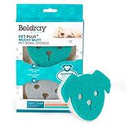 Beldray Dog šedá, modrá 2ks - Houba na mytí