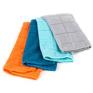BELDRAY MICROFIBRE CLOTHS PK 4