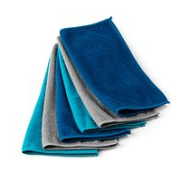 BELDRAY ANTI BAC 6PK MICROFIBRE CLOTHS