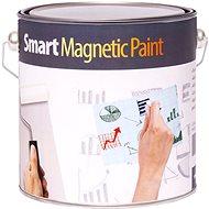 Chytrá zeď - magnetický nátěr 10m2