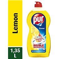 PUR Power Lemon 1,35 l - Čistič na nádobí