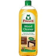 FROSCH EKO cleaner for wooden floors and surfaces 750 ml - Eco-Friendly Cleaning Agent