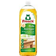 FROSCH EKO čistič na dřevěné podlahy a povrchy 750 ml - Ekologický čisticí prostředek