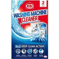 K2R Čistič pračky 2 sáčky - Čistič pračky