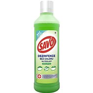 SAVO Without Chlorine Eucalyptus 1L - Cleaner