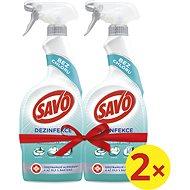SAVO Bez Chloru Víceúčelový 2× 750 ml - Čisticí prostředek