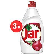 JAR Pomegranate 3× 1,35 l - Prostředek na nádobí