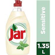 JAR Sensitive Tea Tree & Mint 1,35 l - Prostředek na nádobí