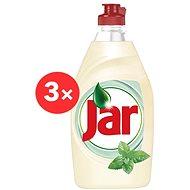JAR Sensitive Tea Tree & Mint 3× 1,35 l - Prostředek na nádobí