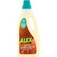 ALEX 2v1 čistič a extra lesk na dřevo 750 ml
