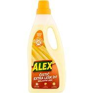 ALEX 2v1 čistič a extra lesk na laminát 750 ml