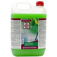 SUCITESA Aquagen 2D Green Tea prostředek na podlahu 5 l - Čisticí prostředek