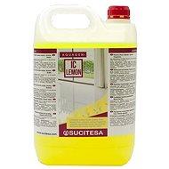 SUCITESA Aquagen IC Limon prostředek na mytí podlah 5 l - Mycí prostředek