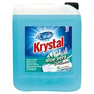 Prostředek na nádobí KRYSTAL balzám na nádobí s Aloe Vera 5 l