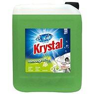 Prostředek na nádobí KRYSTAL Lemongrass na nádobí 5 l