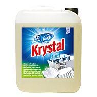 Čistič myčky KRYSTAL strojní mytí nádobí 5 l