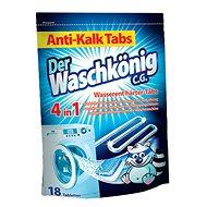 WASCHKÖNIG tablety na vodní kámen do pračky 18 ks - Čistič pračky