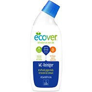 ECOVER WC Cleaner with Ocean Scent 750ml - Eco-Friendly Toilet Gel