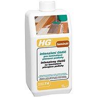 HG intenzivní čistič pro laminátové plovoucí podlahy 1000 ml - Čistič