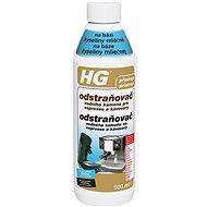 HG odstraňovač vodního kamene pro espresso a kávovary na bázi kyseliny mléčné 500 ml