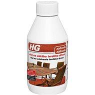 HG olej na údržbu tvrdého dřeva 250 ml - Čisticí prostředek