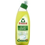 Frosch Lemon Toilet Cleaner - Eco-Friendly Cleaning Agent