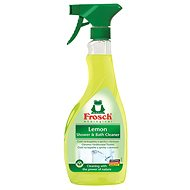FROSCH EKO Bathroom and Shower Cleaner Lemon 500ml - Eco-Friendly Cleaning Agent