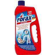 RORAX Gelový čistič odpadů 2v1 1 l - Čisticí prostředek