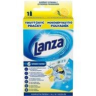 LANZA Čistič pračky Citron (1 praní) - Čisticí prostředek