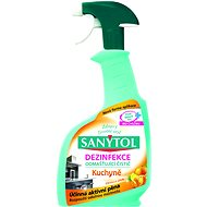 SANYTOL Disinfecting kitchen cleaner 500 ml - Cleaner