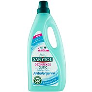 SANYTOL Dezinfekce čistič podlahy & plochy antialergenní 1 l - Čisticí prostředek